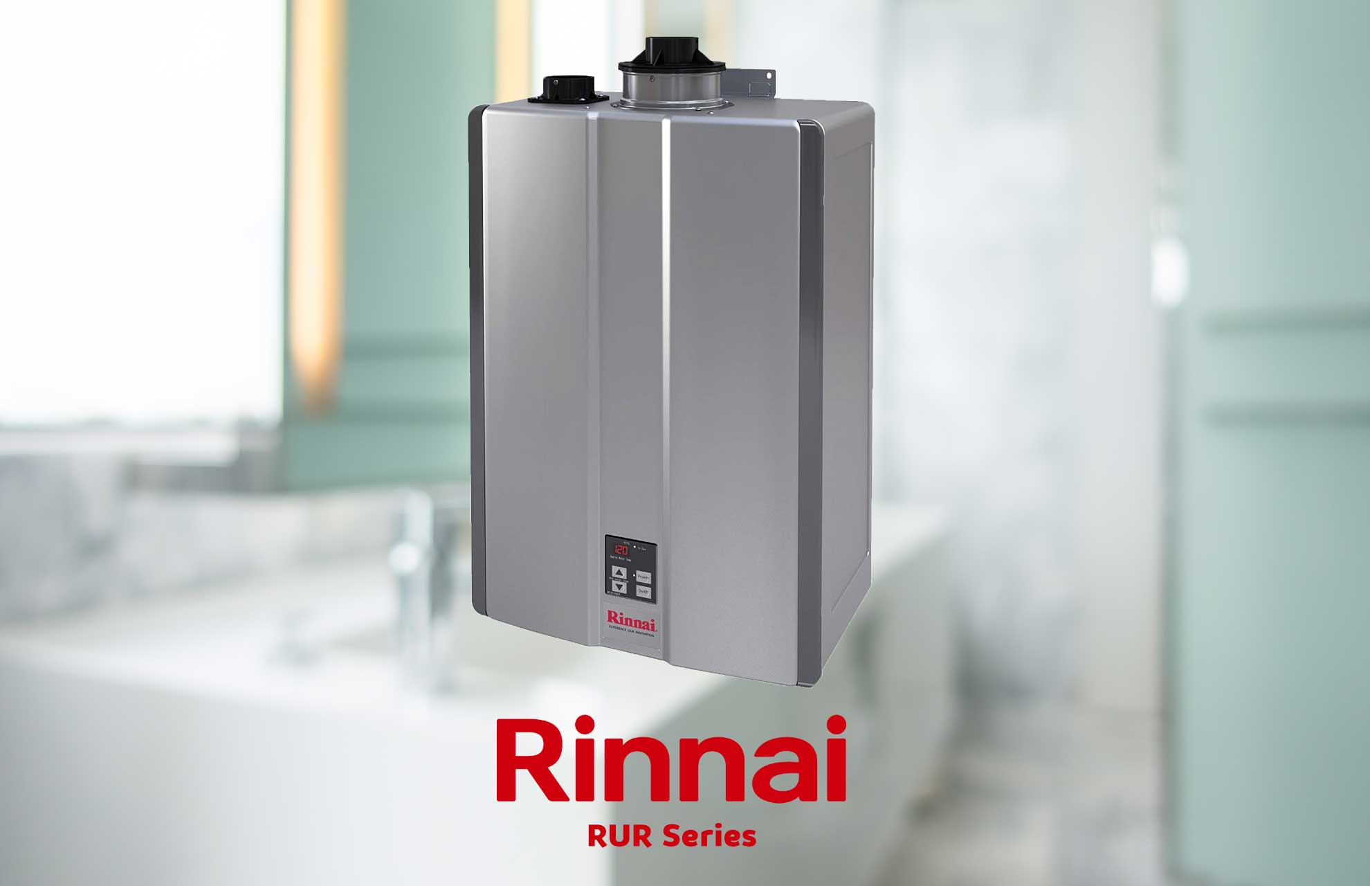 Rinnai RUR199iN Tankless Water Heater