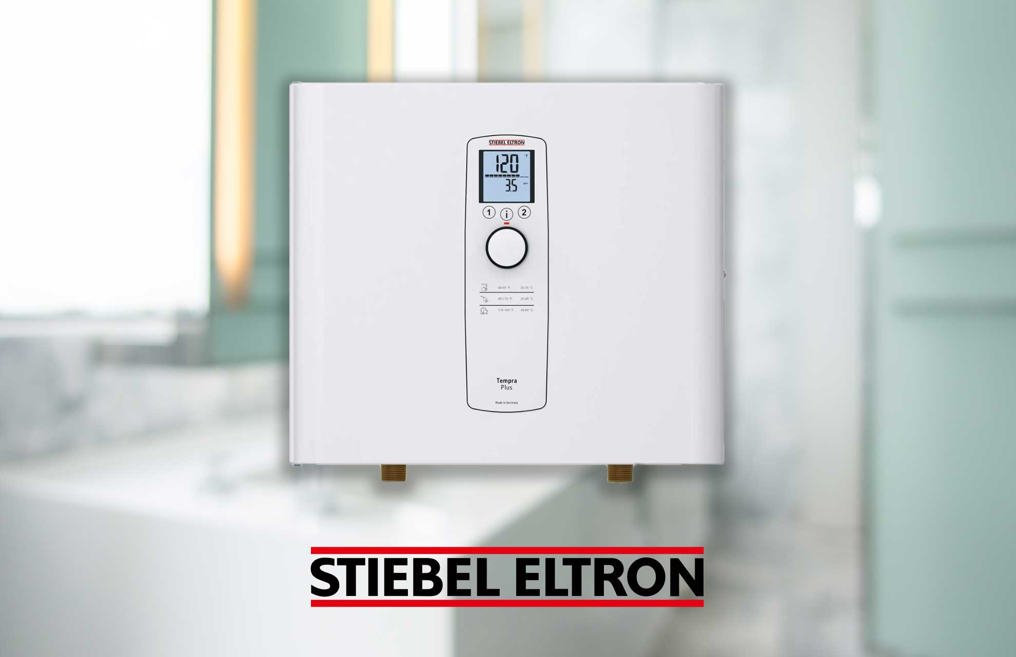 Stiebel Eltron Tempra Plus Whole House Electric Tankless Water Heater